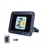 Proiector LED 50W 220V RGB Telecomanda New