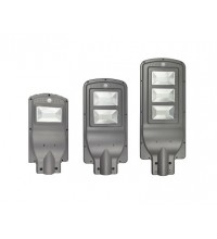 Lampa LED Iluminat Stradal 20W  Panou Solar si Senzor New