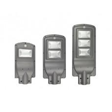 Lampa LED Iluminat Stradal 60W  Panou Solar si Senzor New