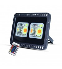Proiector LED 100W 220V RGB Telecomanda New