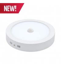 Spot LED 18W Rotund Alb 220V Aplicat Senzor Miscare