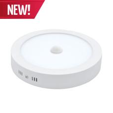 Spot LED 24W Rotund Alb 220V Aplicat Senzor Miscare