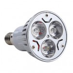 Bec Spot LED E14 3x1W Power Led 220V