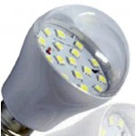 Bec LED Glob Clar E14 5W 220V