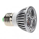 Bec Spot LED E27 3x1W Power Led 220V