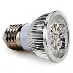 Bec Spot LED E27 3x1W High Performance 220V