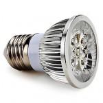 Bec Spot LED E27 3x1W High Performance 220V