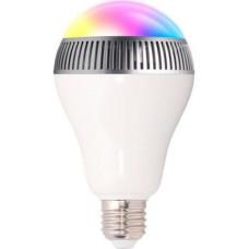 Bec LED E27 7W RGB BOXA BLUETOOTH APLICATIE SMARTPHONE
