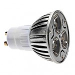 Bec Spot LED GU10 3x1W Power Led 220V