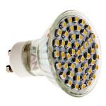 Bec Spot LED GU10 3.5W 60xSMD3528 220V