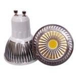 Bec Spot LED GU10 3W COB 220V Oglinda