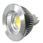 Bec Spot LED MR16 3W COB 220V Oglinda