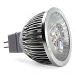 Bec Spot LED MR16 3x1W High Performance 220V