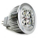 Bec Spot LED MR16 4x1W HP 220V