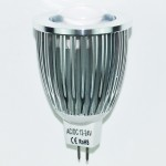 Bec Spot LED MR16 7W COB 220V Lupa
