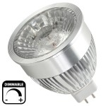Bec Spot LED MR16 5W COB 220V  Variabil