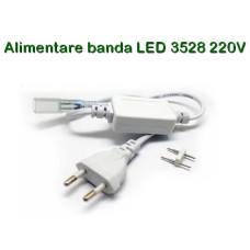 Alimentare Banda LED SMD 3528 220V