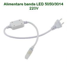 Alimentare Banda LED SMD 5050/3014 220V