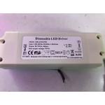 Sursa Alimentare Banda LED 220V 50W Carcasa Plastic Dimabila