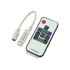Mini Controller Banda LED RGB 12A 144W 10 Taste RF