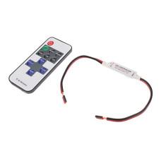 Mini Variator Intensitate Lumina Banda LED 12A 144W RF
