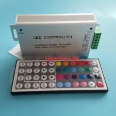 Controller Banda LED RGB 12A 144W 44 Taste IR