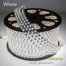 Banda LED 5050 220V 60 SMD/ML Furtun Silicon