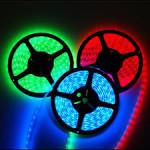 Banda LED 3528 60 SMD/ML Exterior Silicon Color