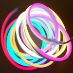Tub LED Neon Flex 220V RGB