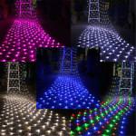 Instalatie LED Perdea Stelute 4x1m Exterior