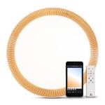 Plafoniera LED 36W Smart Gold WI-FI