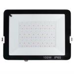 Proiector LED 100W 220V Slim RGB Telecomanda