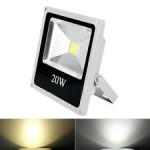 Proiector LED 20W 220V Slim