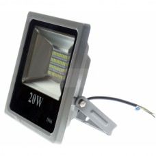 Proiector LED 10W SMD Slim Exterior