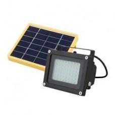 Proiector LED 30W Panou Solar Senzor Crepuscular