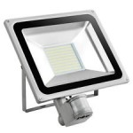 Proiector LED 50W 220V Senzor SMD